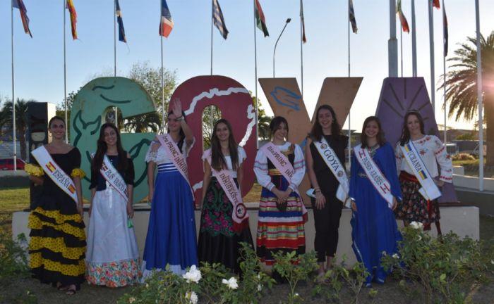 Goya realizó la Fiesta Provincial del Inmigrante
