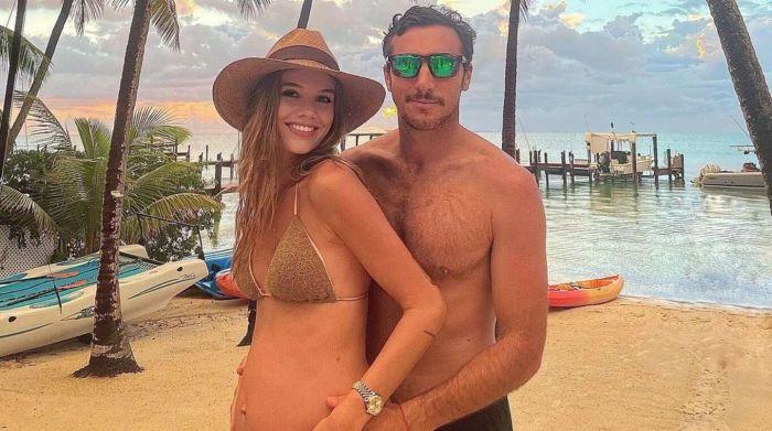 Pico Mónaco y Diana Arnopoulos revelaron cuál es el sexo de su bebé