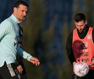 foto: Scaloni dio la lista de la Selección con dos regresos sorpresa