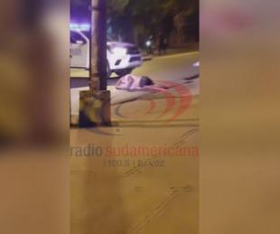 foto: Joven perdió una pierna tras ser atropellado: el auto se dio a la fuga