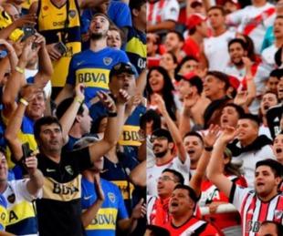 foto: Superclásico con público: River-Boca se jugará con un aforo del 50%