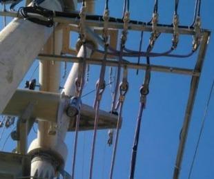 foto: Santa Catalina: colapso de tensión por intento de robo de cables
