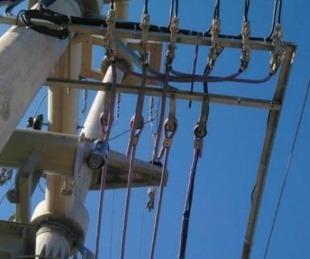 foto: Corrientes: el modus operandi de los robacables del servicio eléctrico