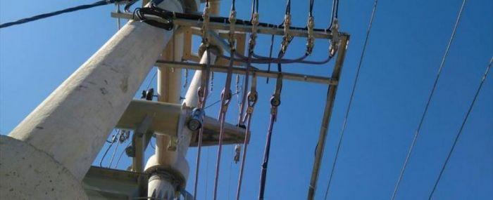 Corrientes: el modus operandi de los robacables del servicio eléctrico