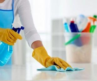 foto: Los detalles del programa para formalizar el servicio doméstico