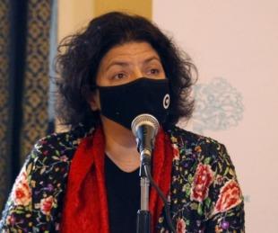 foto: La ministra de Salud Carla Vizzotti será operada hoy de apendicitis