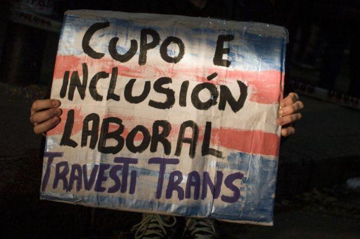 Boletín Oficial: Ya rige la ley de cupo laboral travesti trans