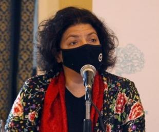 foto: La ministra de Salud Carla Vizzotti ya fue operada de apendicitis