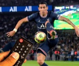 foto: PSG vs. Manchester City: qué canal lo pasa y dónde ver el partido online