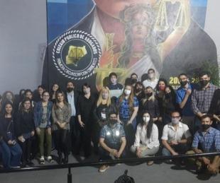 foto: José Cotelo: Convocó a jóvenes abogados a la participación constructiva