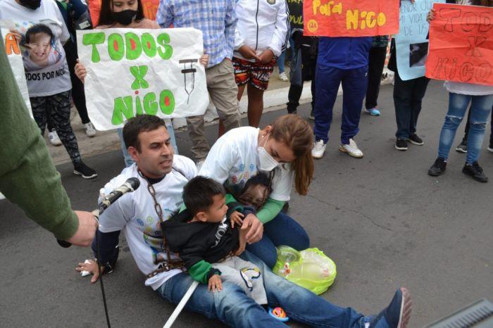 Caso Nico Garau: La justicia se tiene que expedir de inmediato