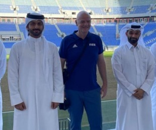 foto: Inauguran en noviembre dos nuevos estadios para el Mundial 2022