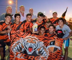 foto: Se desarrolló con éxito el torneo de hockey en la Costanera libreña