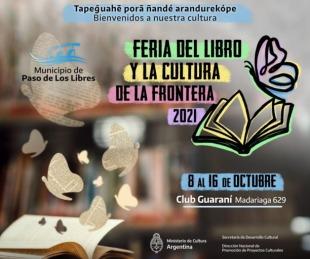 foto: La Feria del Libro y la Cultura de la Frontera inaugurará a puro arte
