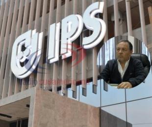 foto: Reclamo de IPS a Nación: