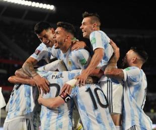 foto: Argentina vs Perú por Eliminatorias: Hora, TV y Formaciones