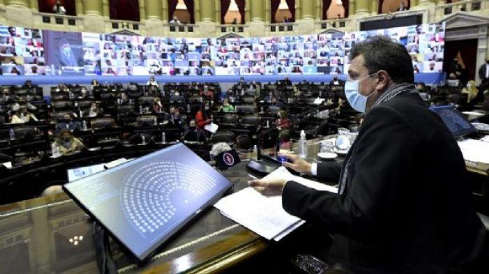 Diputados destacan el proyecto de Ley que convierte planes sociales en empleo