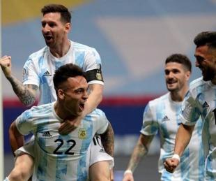 foto: La Selección Argentina recibe a Perú por las Eliminatorias