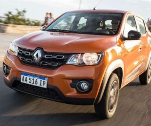 foto: Renault suspende la venta del modelo Kwid en Argentina