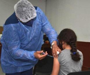 foto: Corrientes avanza con la vacunación Covid-19 en adolescentes