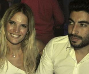 foto: ¡Vivan los novios! Facundo Moyano se casó con Eva Bargiela