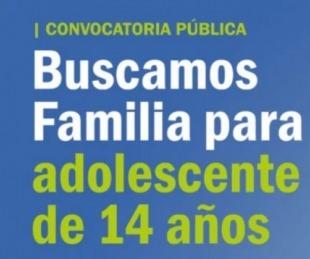 foto: Corrientes: buscan familia para una adolescente de 14 años