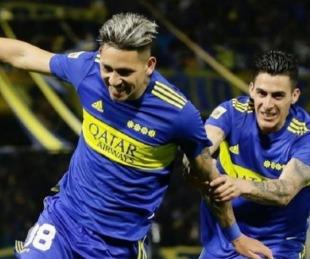 foto: Boca derrotó 3-0 a Huracán y sube hasta el tercer puesto de la tabla