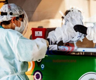 foto: Corrientes: Otro día sin muertos por Covid y 58 nuevos casos