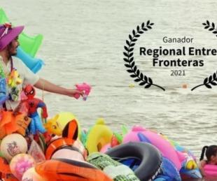 foto: Cortometraje grabado en playa Arazaty ganó otro premio regional