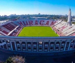 foto: Clausuraron el estadio de Huracán luego del partido con Boca