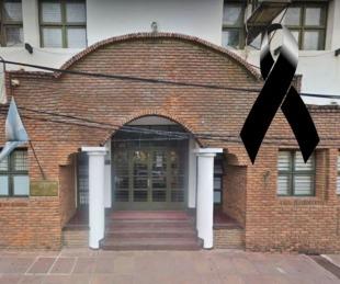 foto: El comunicado del colegio Yapeyú  tras la muerte de un alumno