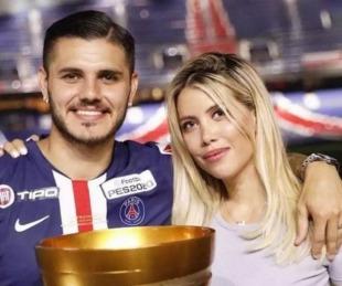 foto: Cuánto le tendría que pagar Mauro Icardi a Wanda Nara en el divorcio