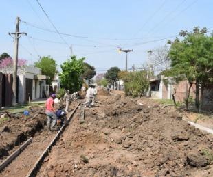 foto: Provincia mantiene el ritmo de ejecución de 10 mil metros de cordón cuneta
