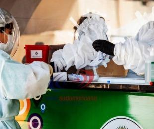 foto: Corrientes: Otro día sin muertos por Covid y 18 nuevos casos