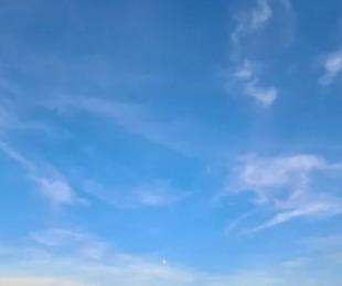 foto: Algo de nubosidad para este lunes en Corrientes