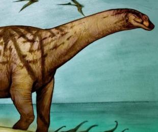 foto: Río Negro: encontraron una nueva especie de dinosaurio