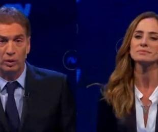 foto: Tosola Paz y Santilli protagonizaron un fuerte cruce en el debate