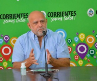 foto: Corrientes sin barbijo: