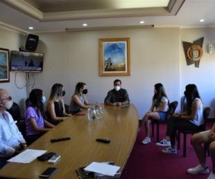 foto: Dirección de Turismo da instancias formativas a representantes de fiestas goyanas