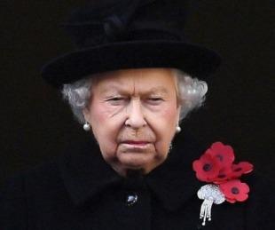 foto: Preocupación en el Reino Unido por la salud de su reina