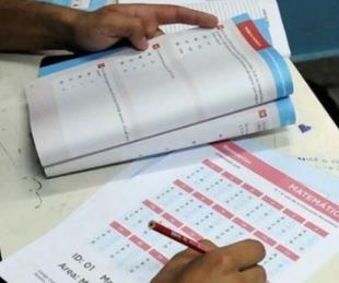 foto: Educación: fijan fecha para pruebas Aprender en todo el país