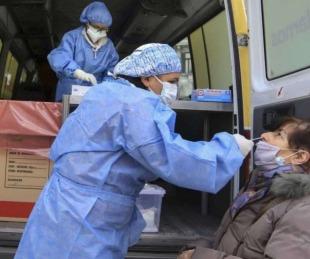 foto: Covid en la Argentina: informaron 23 muertos y 1385 nuevos casos