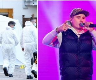 foto: Asesinaron a balazos a un popular rapero que ya había sufrido un intento de secuestro