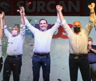 foto: Fuerte respaldo de Valdés a Ricardo Nieto, candidato de Virasoro