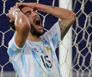 foto: Un futbolista clave para Scaloni dio positivo en coronavirus