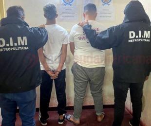 foto: Detuvieron a
