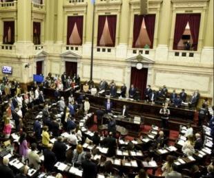 foto: Diputados abrió el debate sobre el proyecto de etiquetado de alimentos